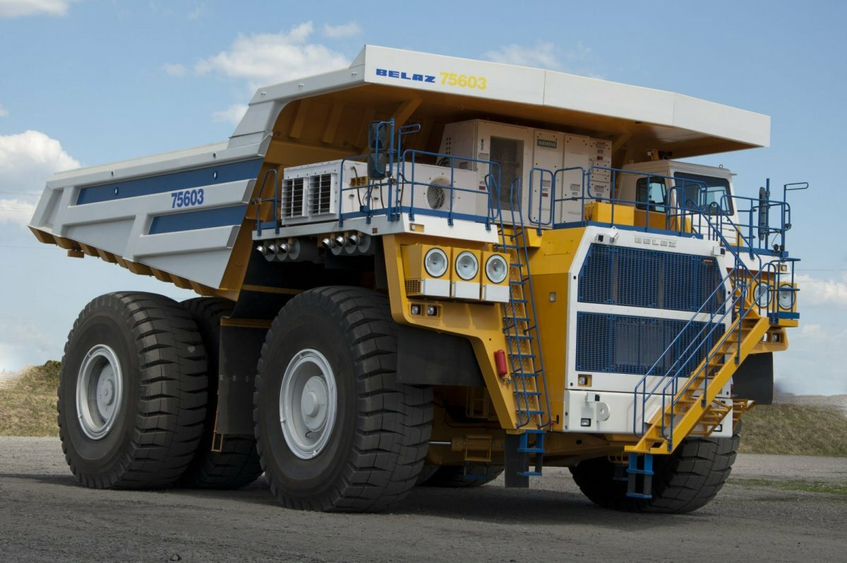 Картинки самой большой машины в мире