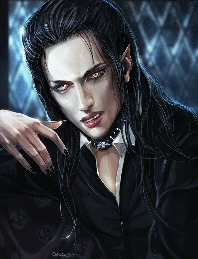 Картинка вампира мужика