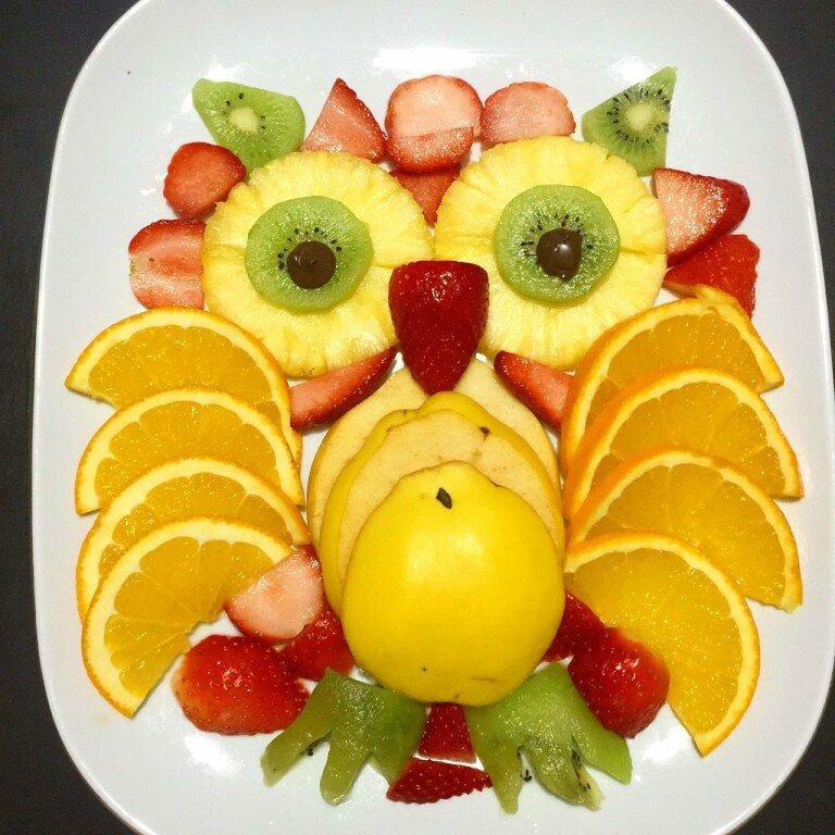 Украшения картинки фрукты