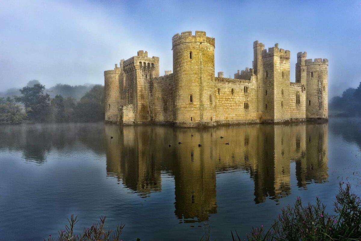 фотографии старых замков и башен вырастить