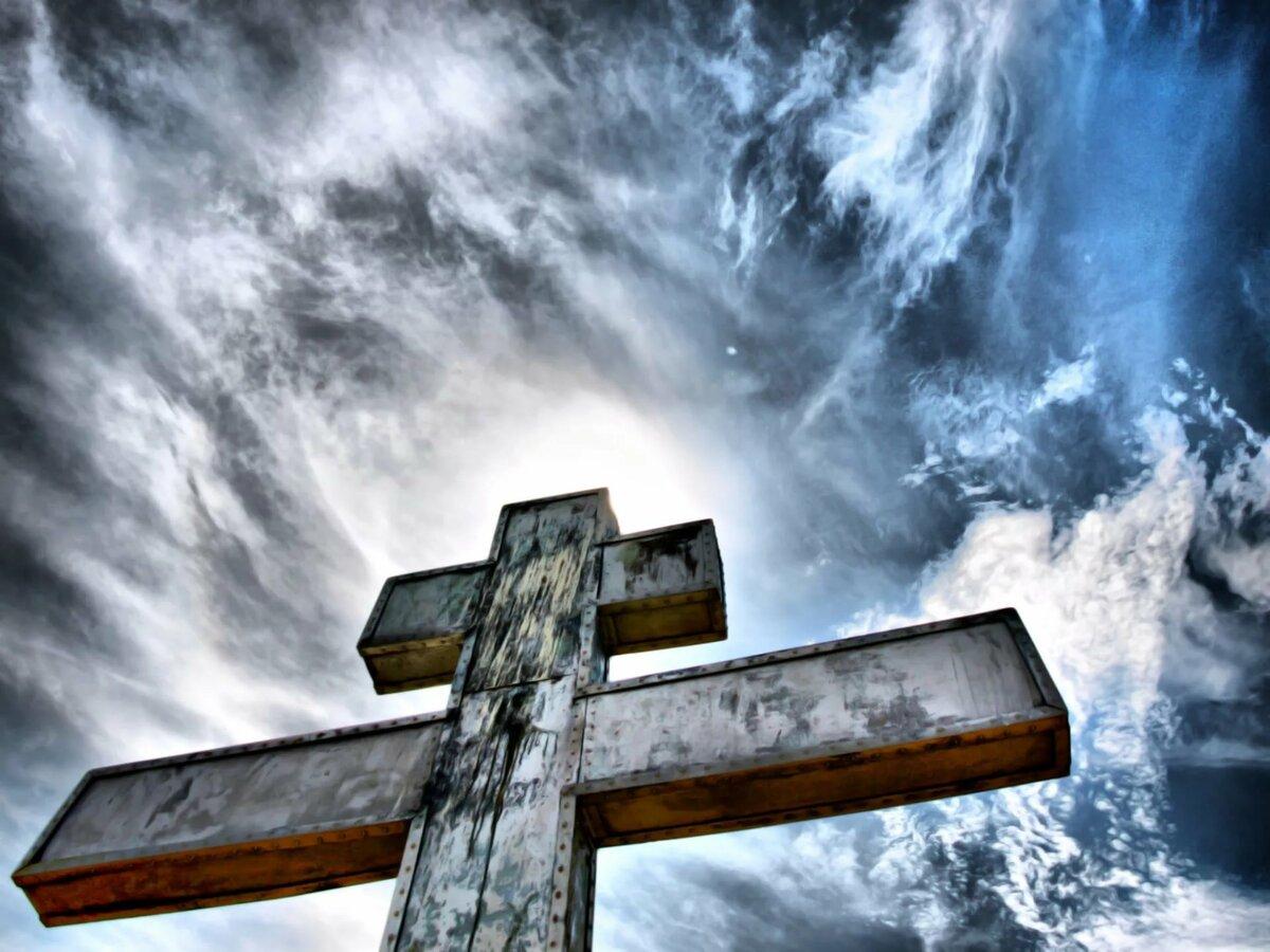 фото креста для айфона комнатное