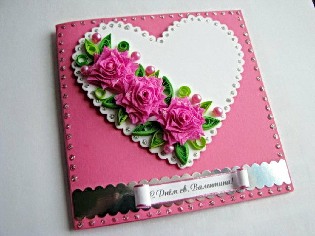 Красивые открытки своими руками на др маме