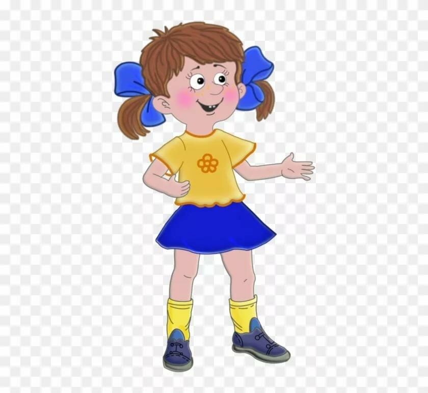 Девочка картинки для детей на прозрачном фоне