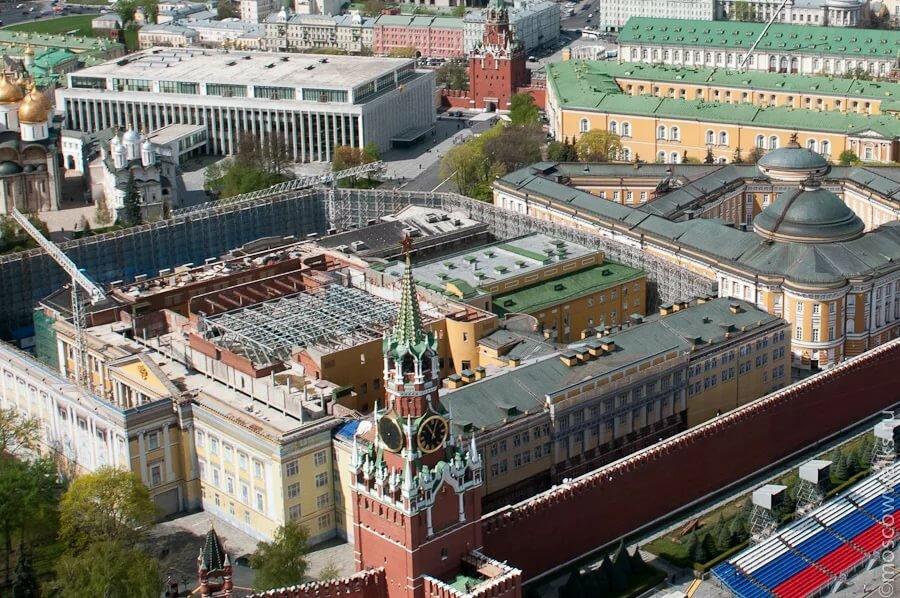фотографии московского кремля изнутри сочетание