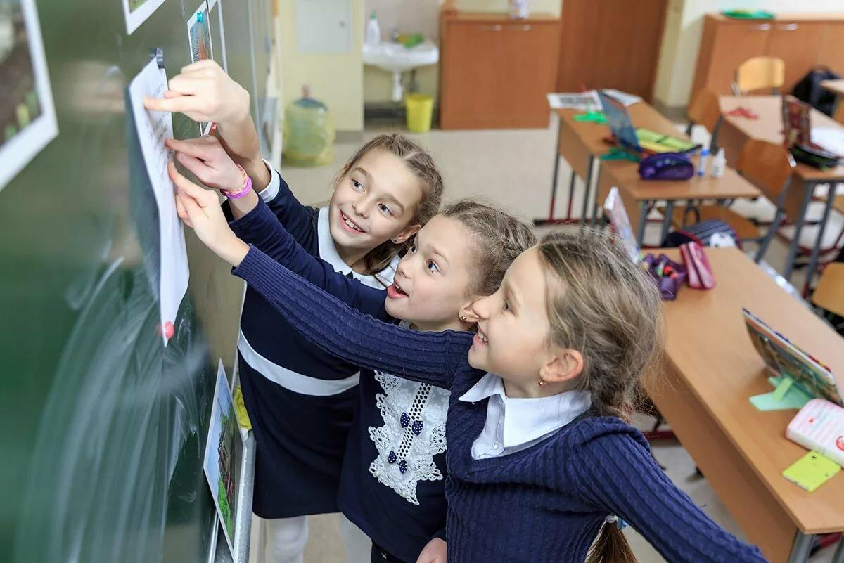 Чудеса картинки школьников