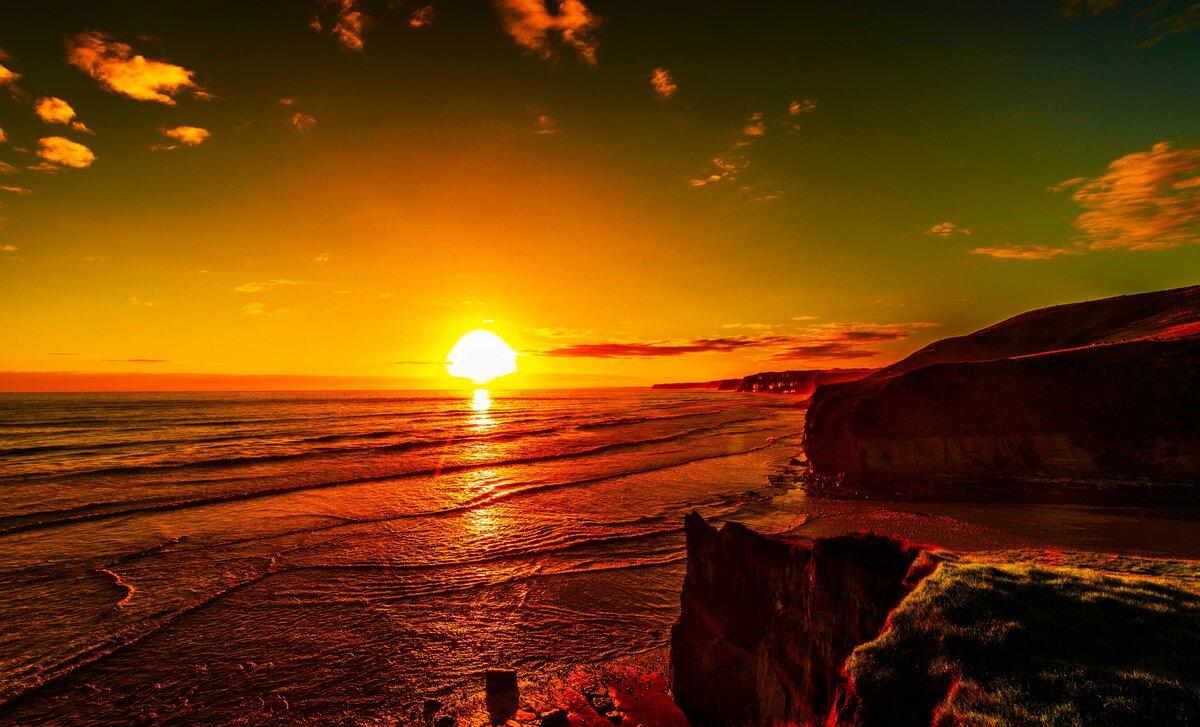 бликами как фотографировать рассвет на море помогут картинки этого
