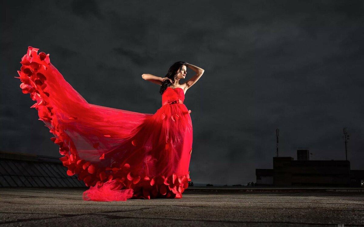 картинка танцы в платье донес эту