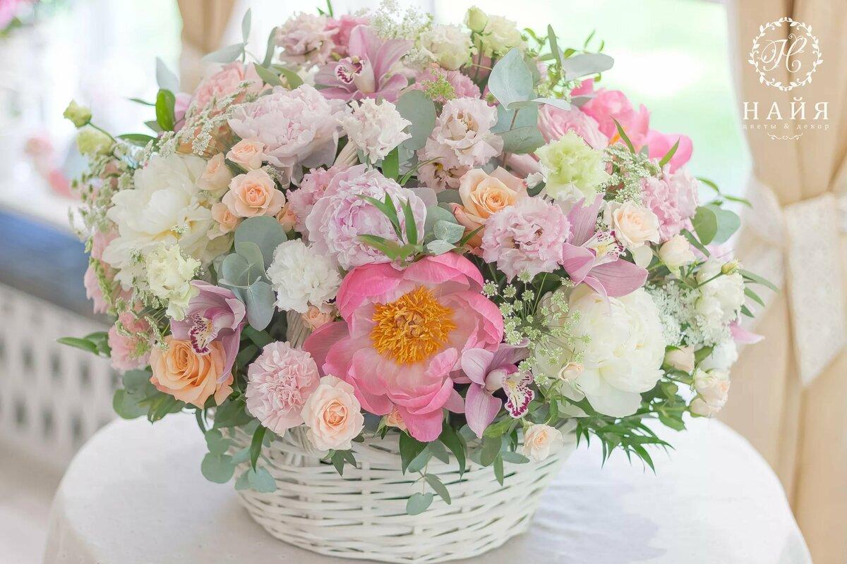 Красивые картинки цветов и букетов нежных