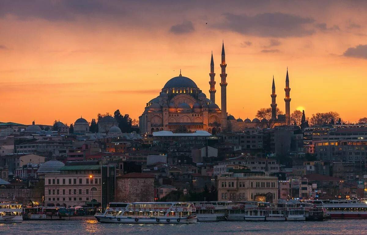 картинки города стамбул можно