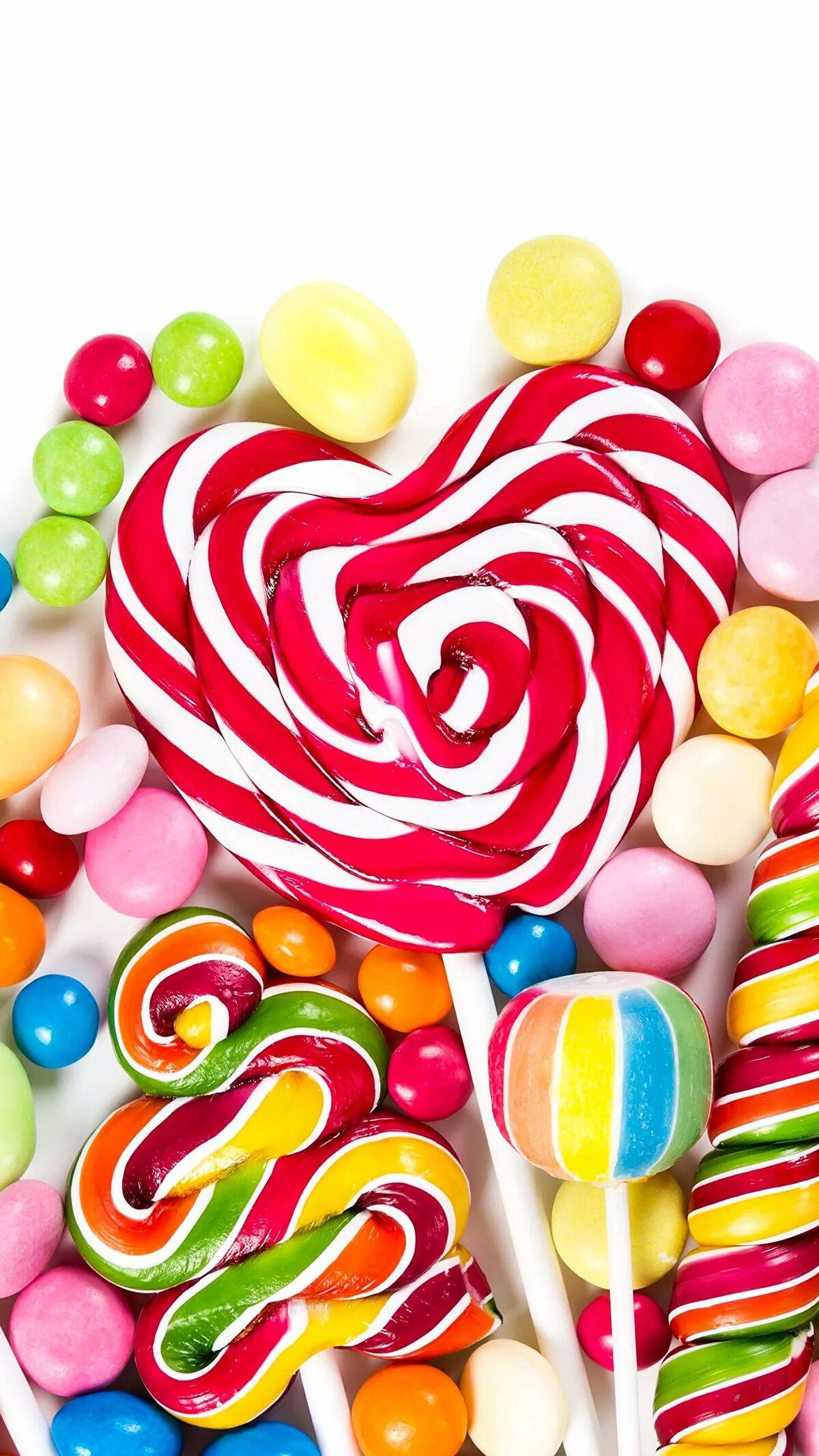 Картинка конфетки фото