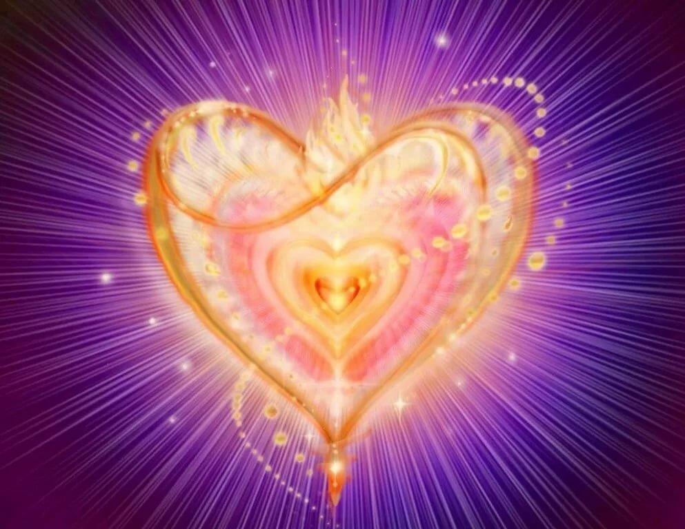 Эзотерика картинки сердце