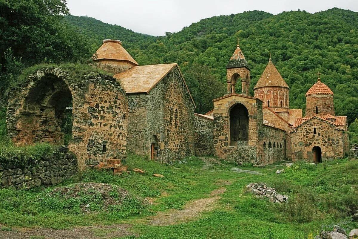 Армения в картинках деревни