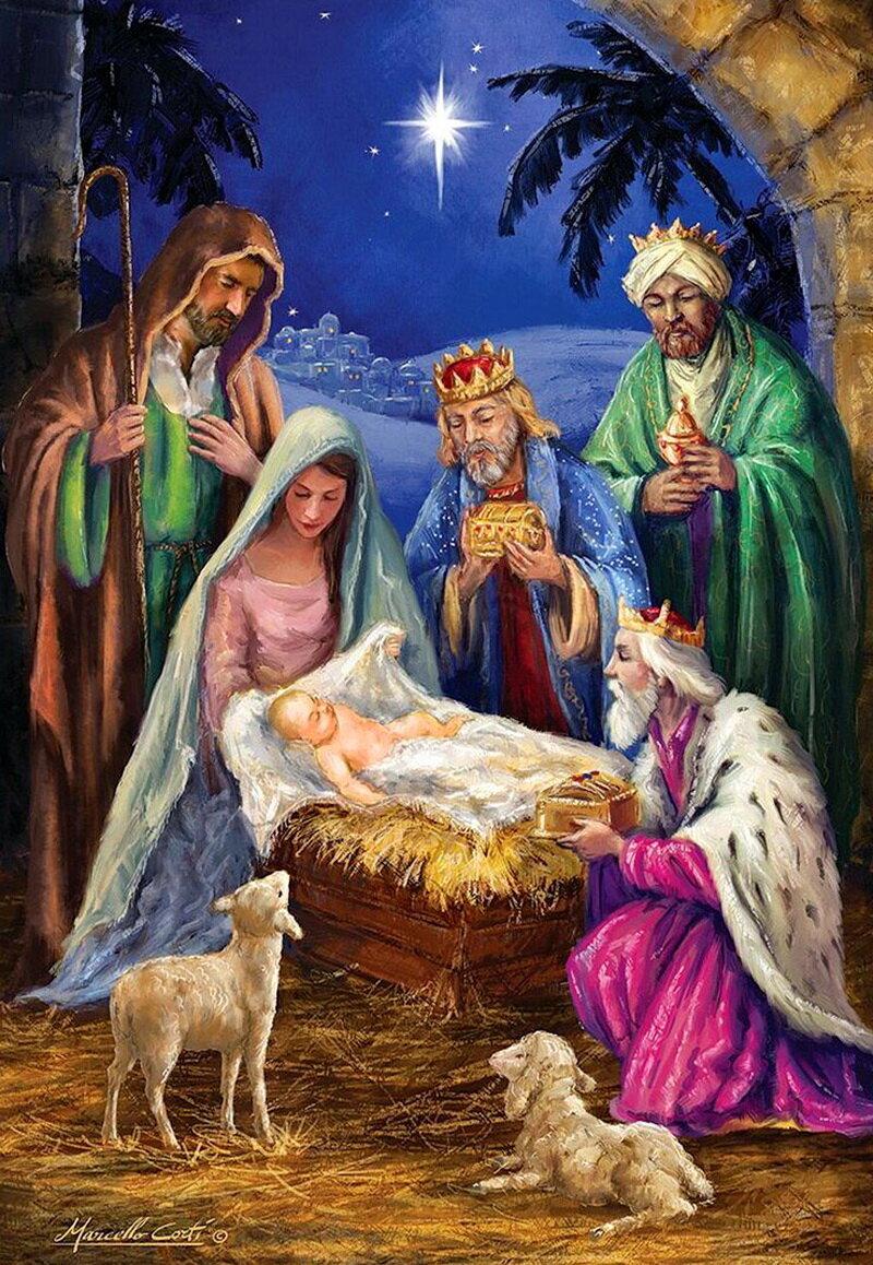 Картинки христианского рождества