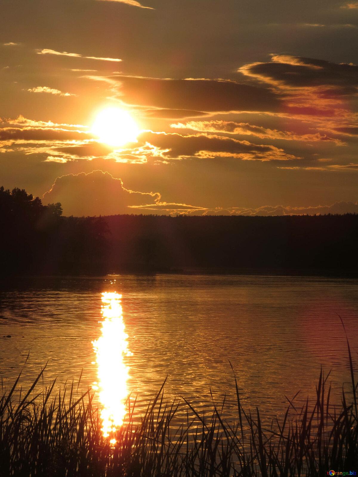 Картинки красивой природы вечерний