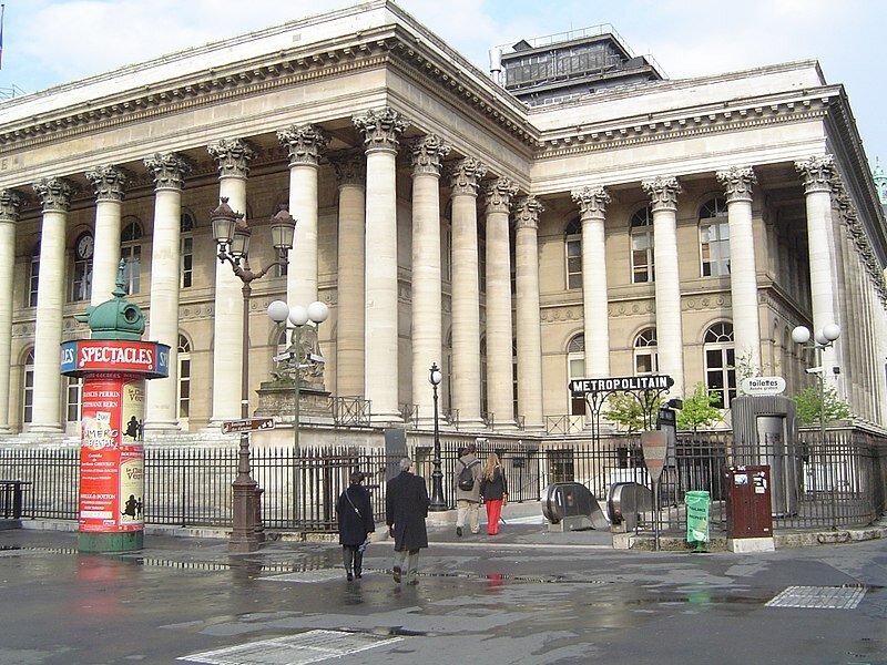 24 сентября 1724 года состоялось официальное открытие Парижской фондовой биржи