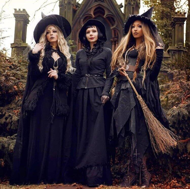 Картинка шабаша ведьм