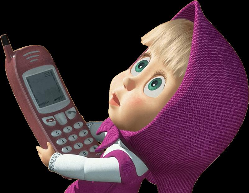 Картинки веселых телефонов