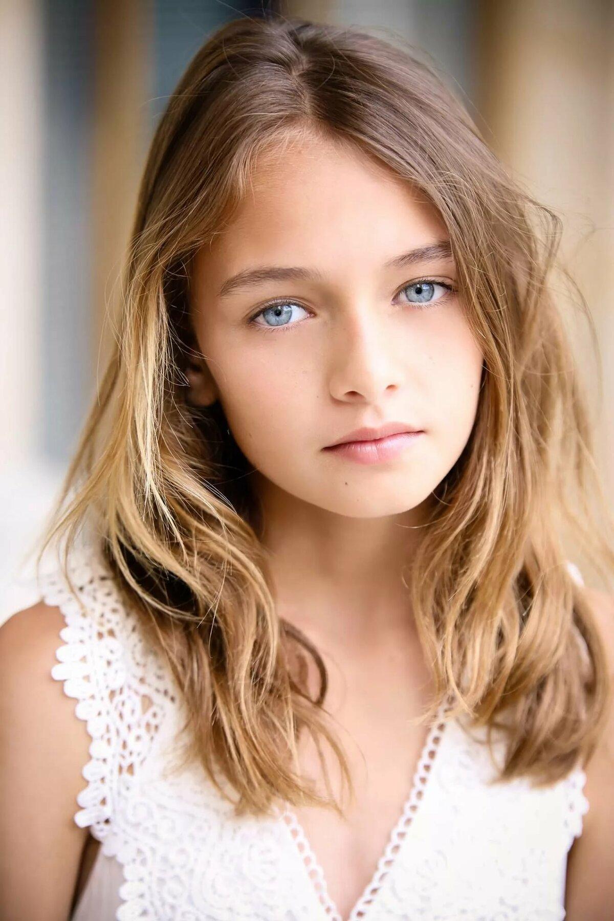 Petite modelling teenage