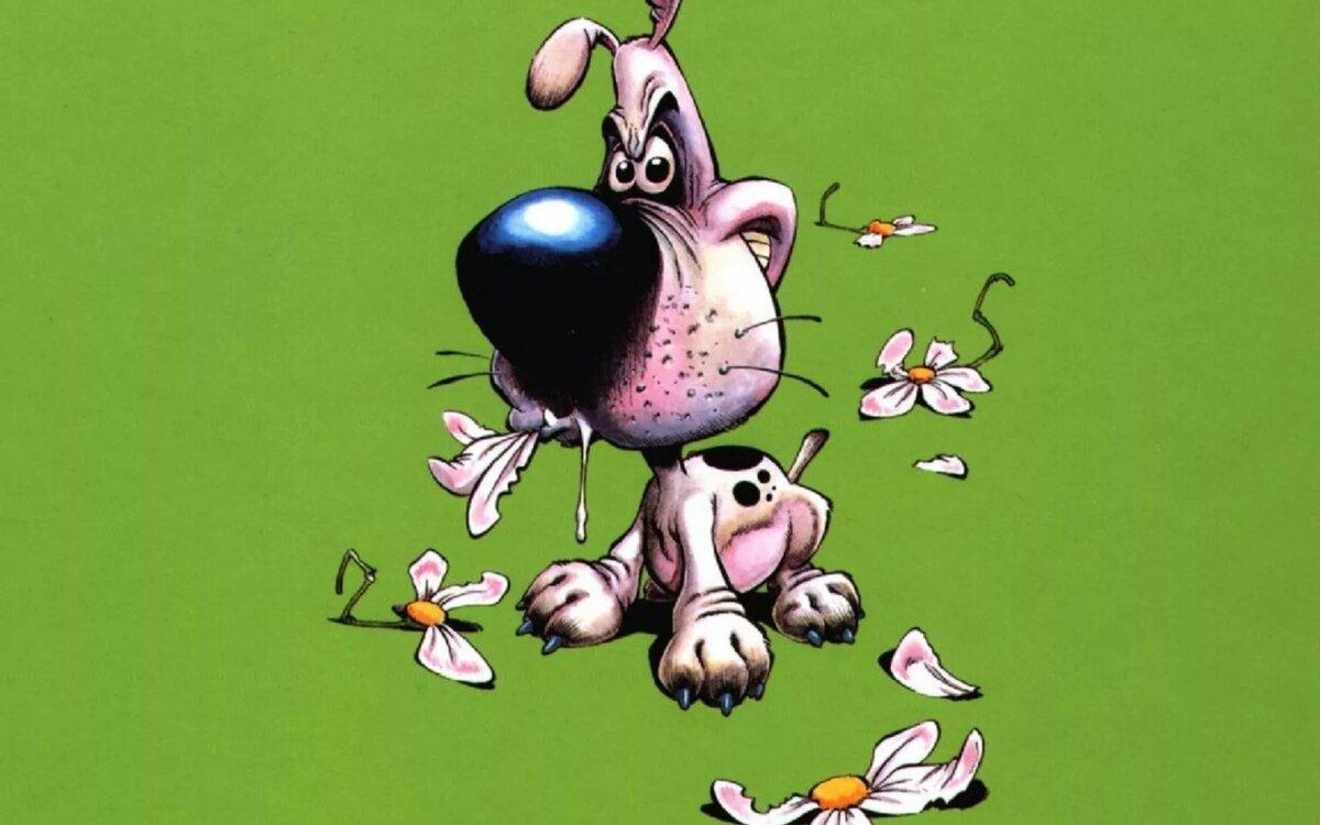 Рисунки про смешных животных