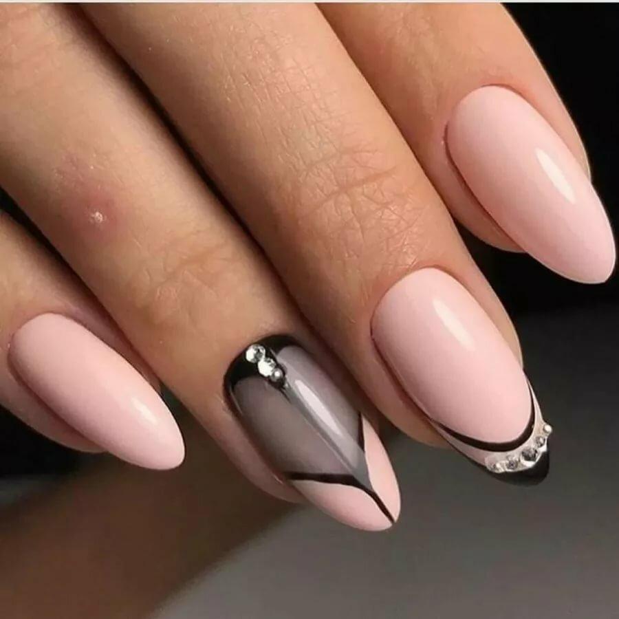 ногти нарощенные самые красивые дизайны фото каждому клиенту