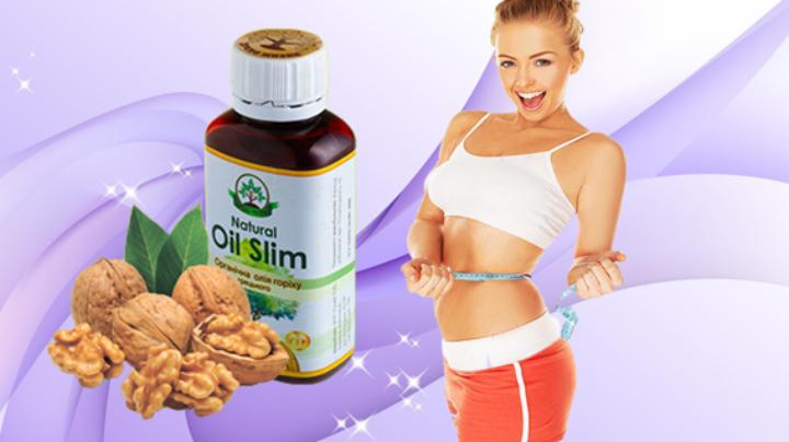 Natural Oil Slim - масло для похудения в Подольске