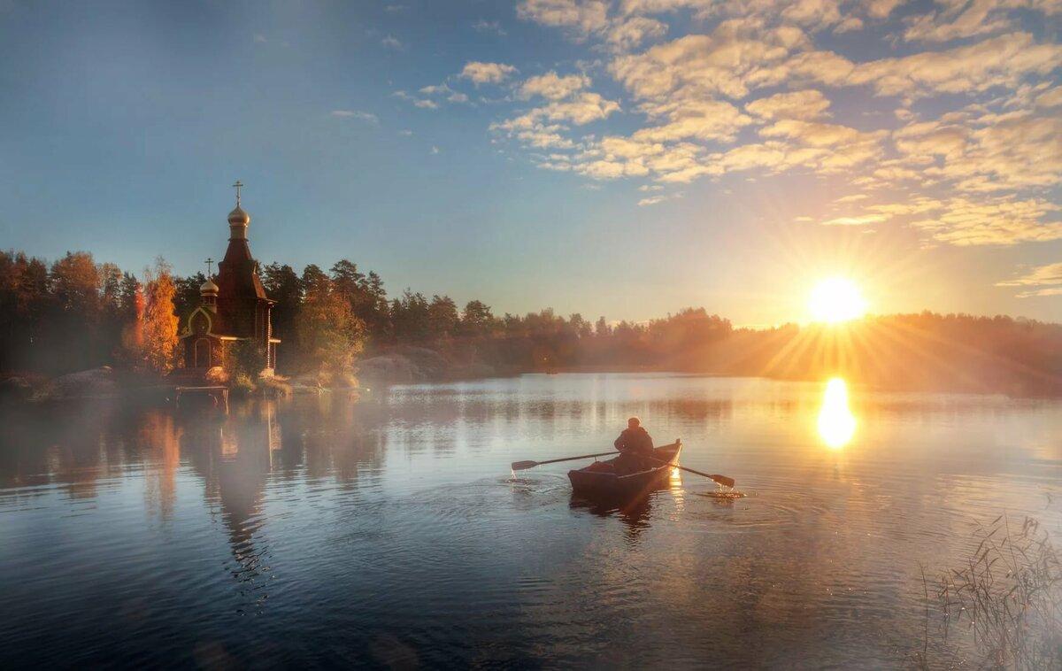 Тишина и покой в россии картинка