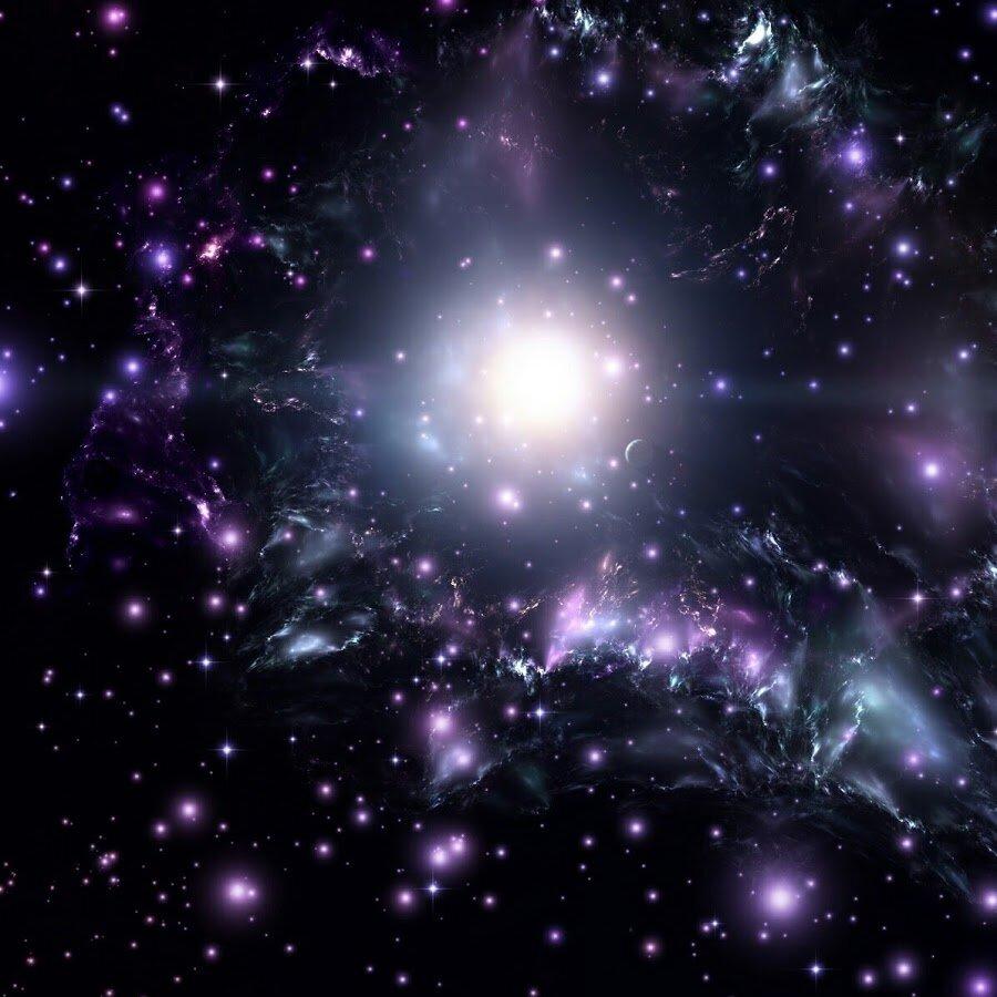Фото космоса на аву