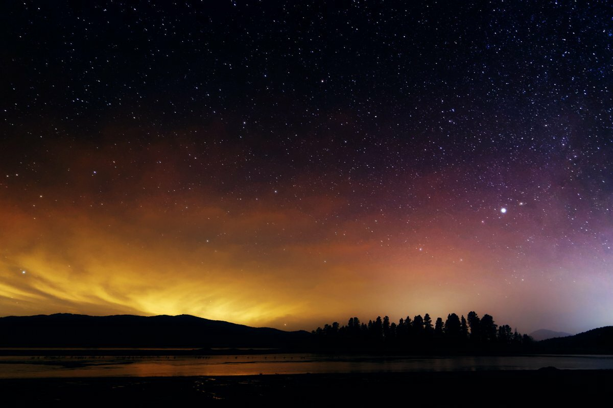 Картинки звездной небо