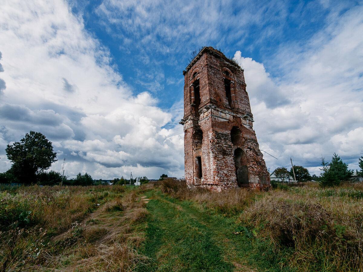что картинки про старинную колокольню в селе мошъюга устройство при