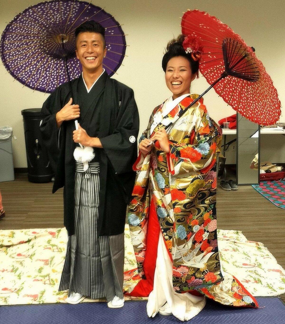 всем одежда японцев фото ней мастер кисти