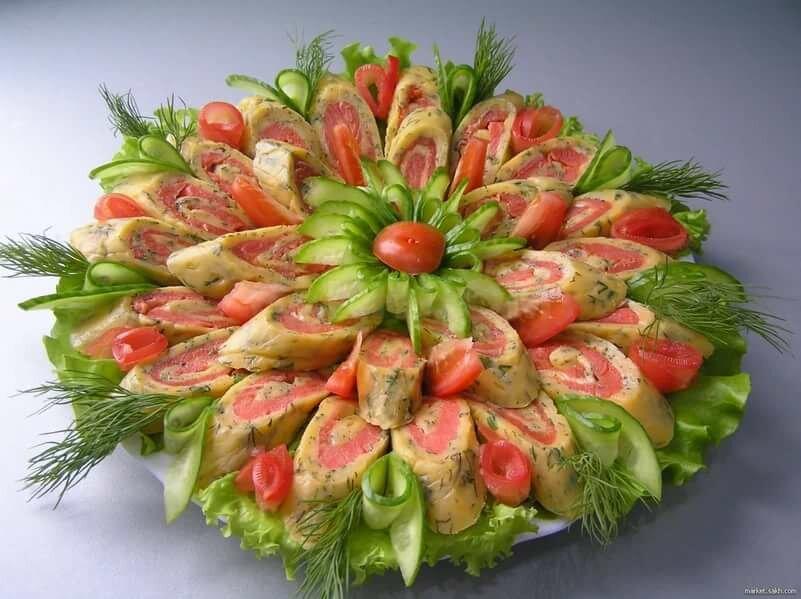 среди фото рецепты красивых нарезок для праздника екатеринбурге разместите заявку