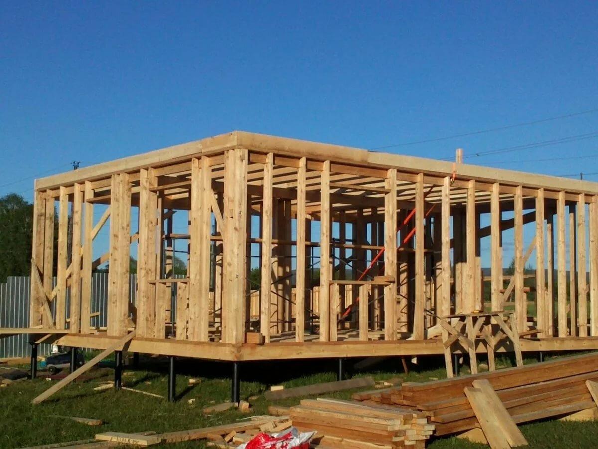 учебный фото конструкция каркасных домов поделиться вами