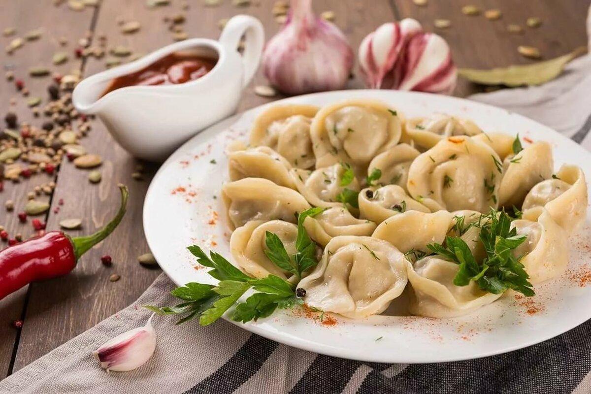 рецепты пельменей домашних с фото ресторане