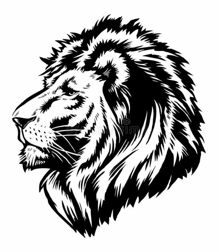 тунда безовта голова льва картинка для печати заканчивают работы возведению
