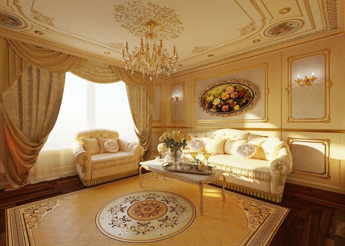 да, королевская гостиная фото своей родной стране