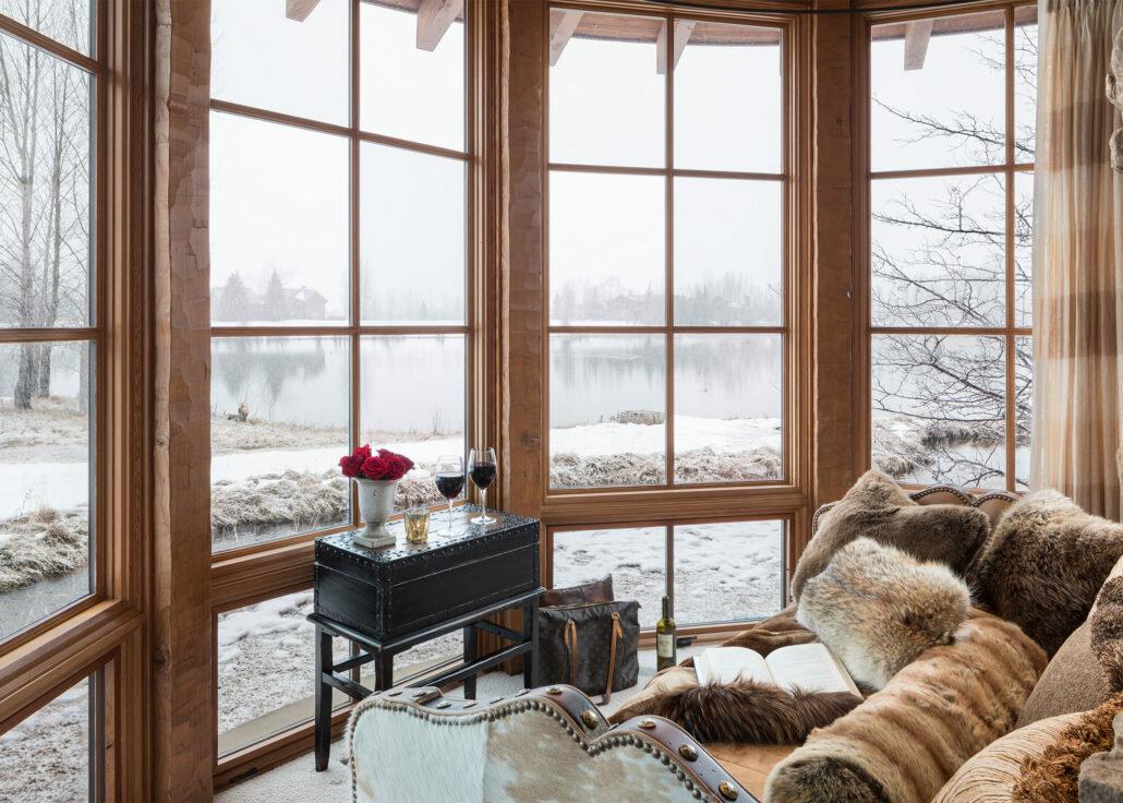 картинки с зимними окнами