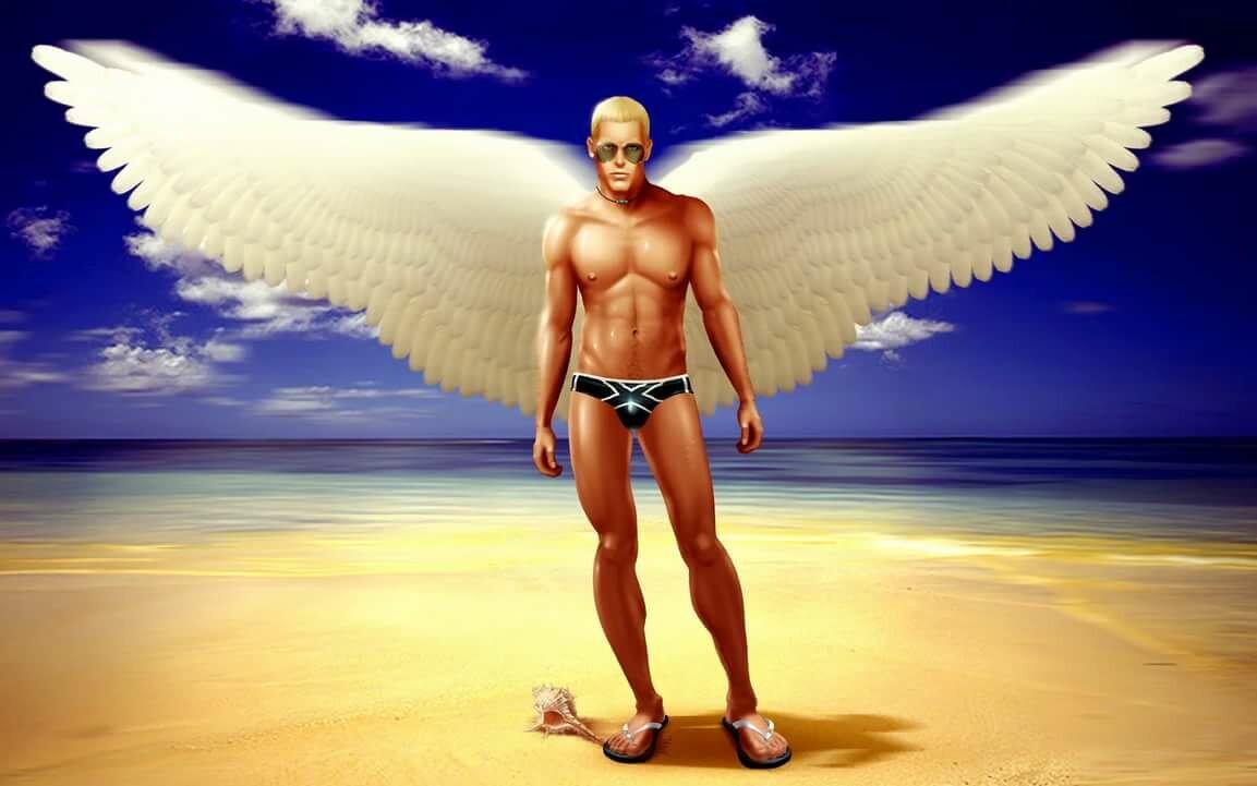 этого мужской ангел картинки есть фасоны
