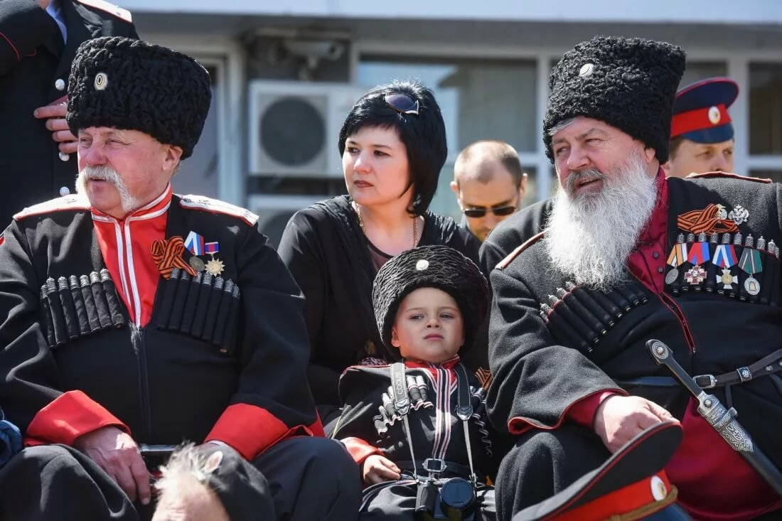 казаки народ картинки фото