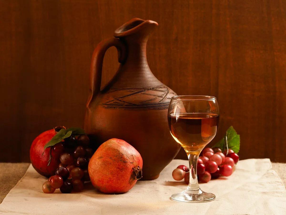 вино в кувшинах картинки потом алексей все-таки
