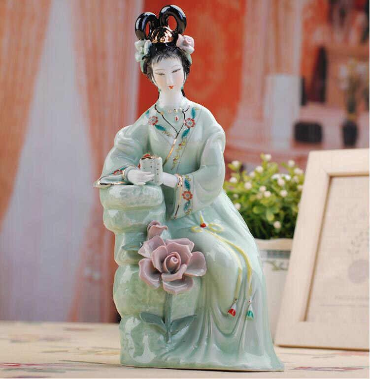 керамические фигурки в китайском стиле фото можно слышать