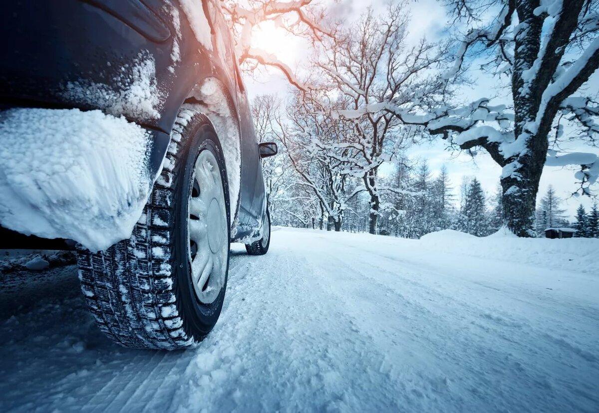 Машинки в снегу картинки