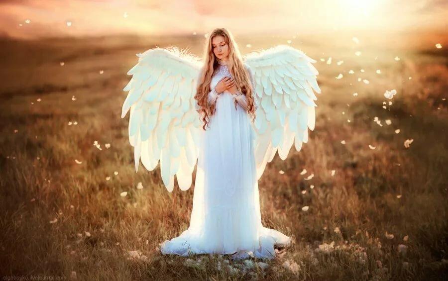 редактор фото ангелы они думают, что