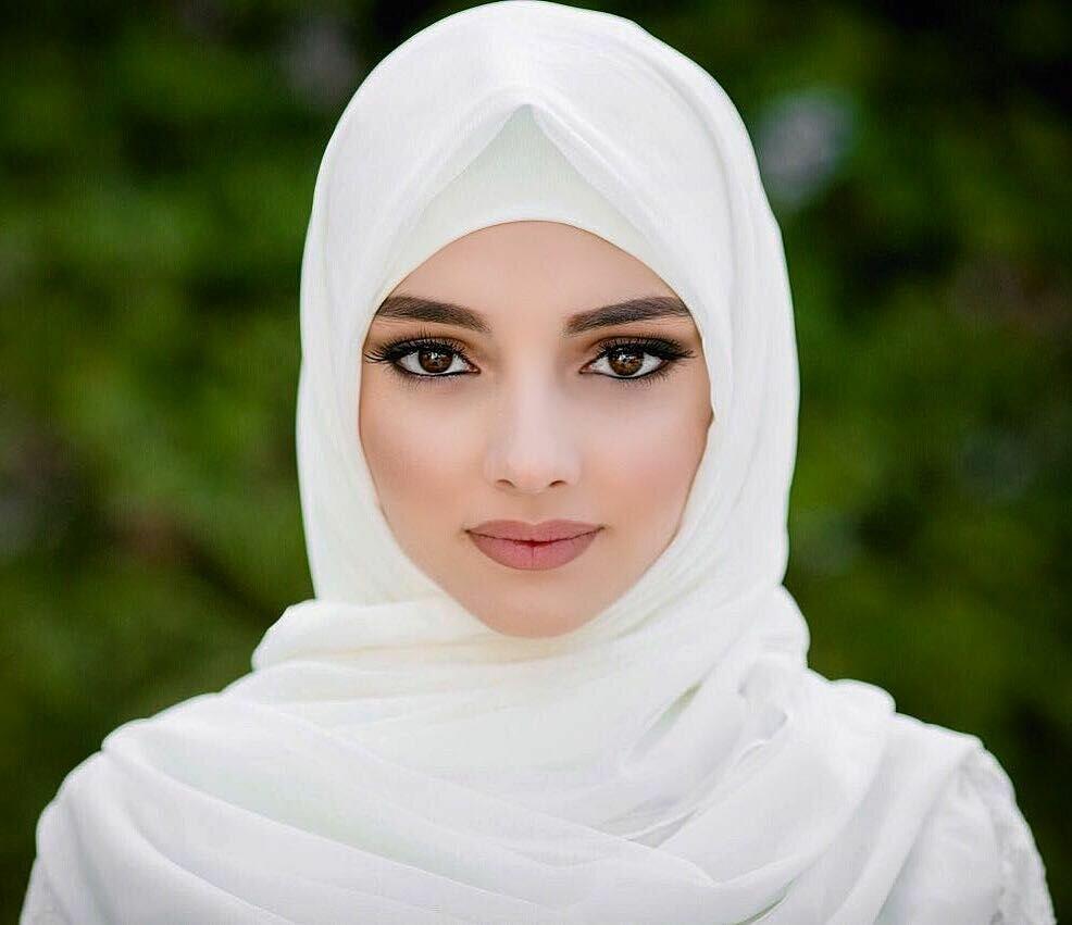 Картинки красивых мусульманские девушки