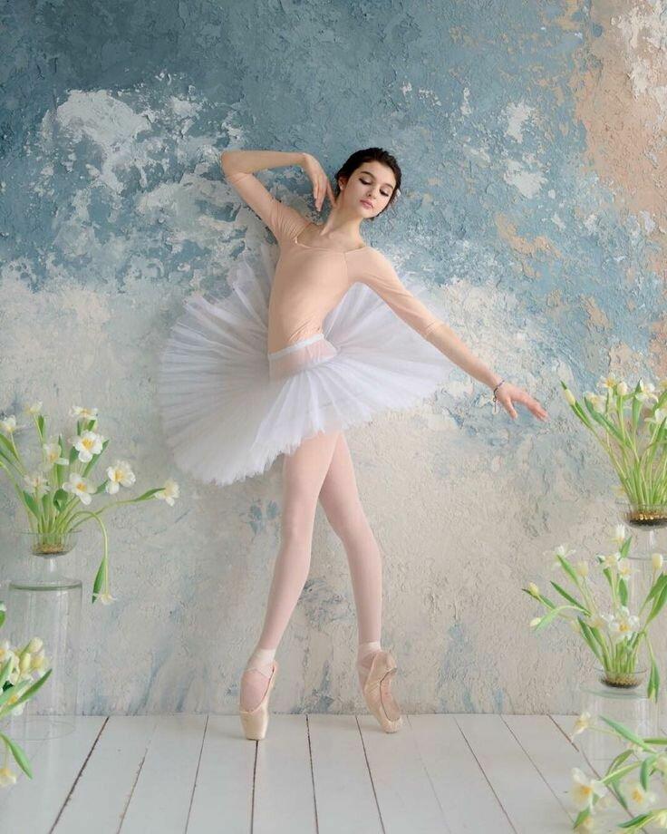 твои фотосессия в виде балерины тонко подмечать детали