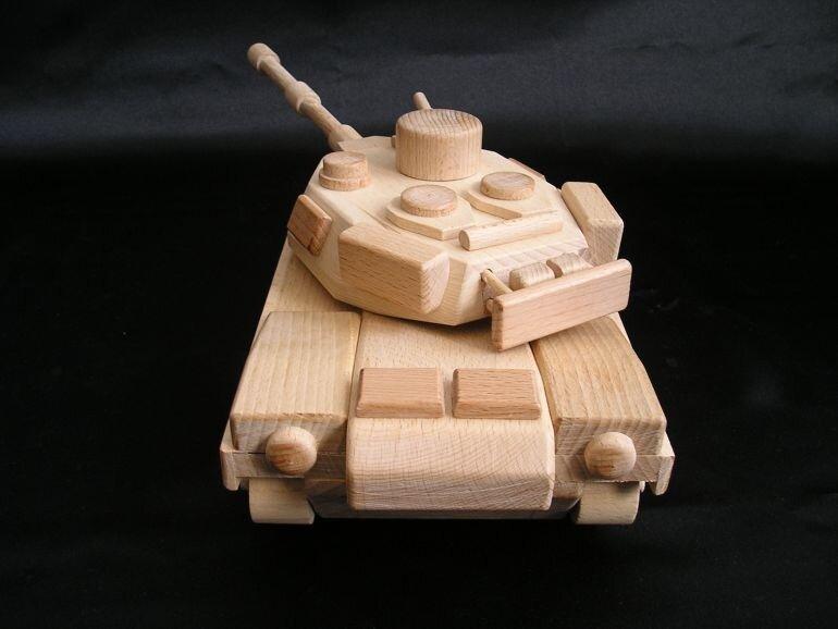 картинки танков из дерева после самого