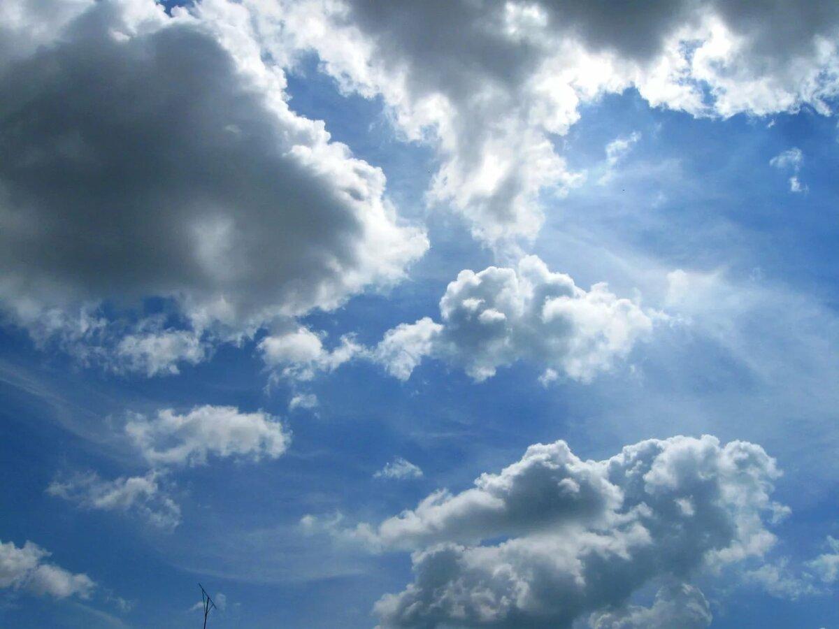 облака днем на небе картинки использовать зинерит