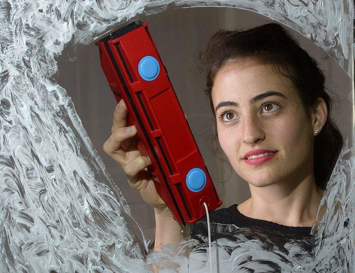 Glider - магнитная щетка для окон в Копейске