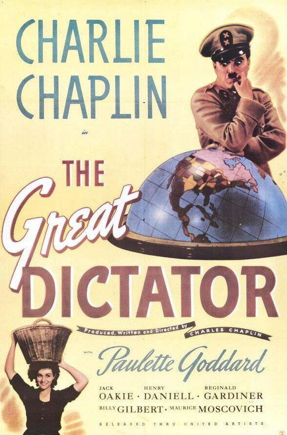 Великий диктатор / The Great Dictator (США, 1940 год) смотреть онлайн