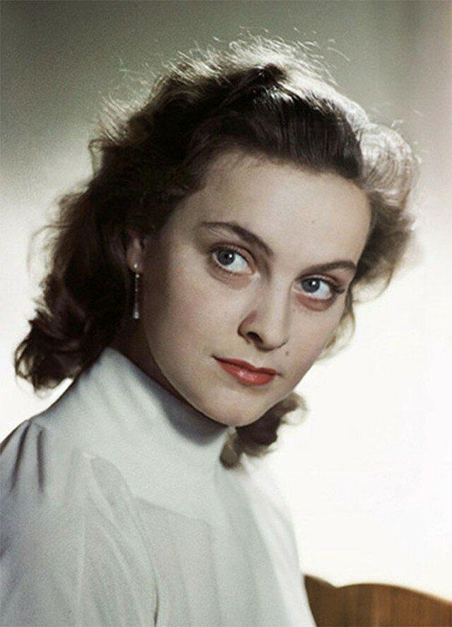 Фото советских актрис евреек
