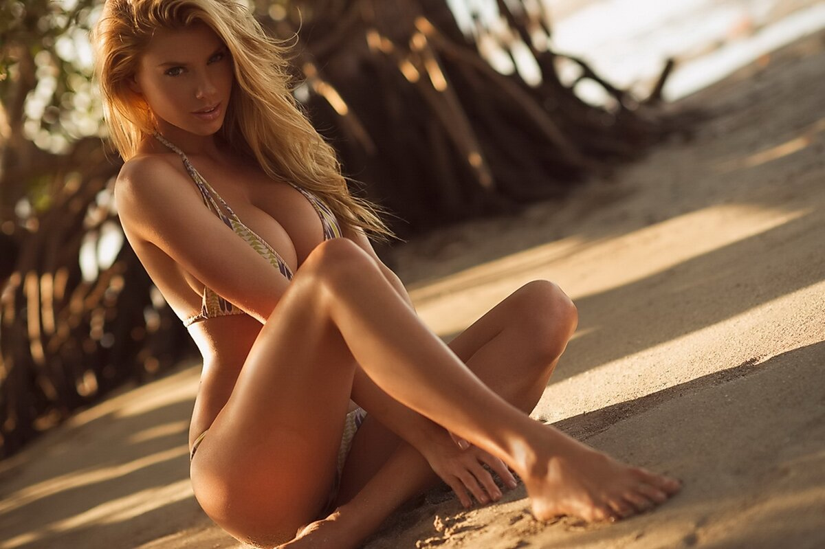 Perfect naked women models
